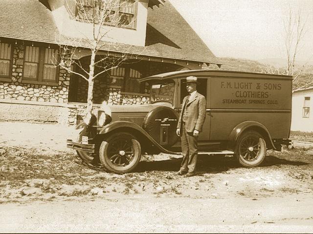 F.M. Light Truck