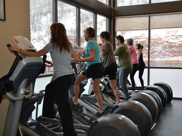 Old Town Hot Springs Fitness Center