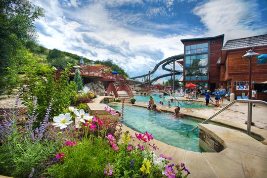 Old Town Hot Springs Pools