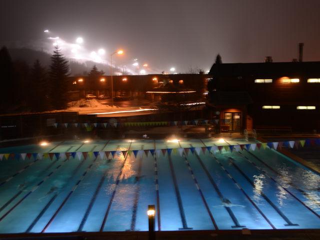 Old Town Hot Springs Lap Pool
