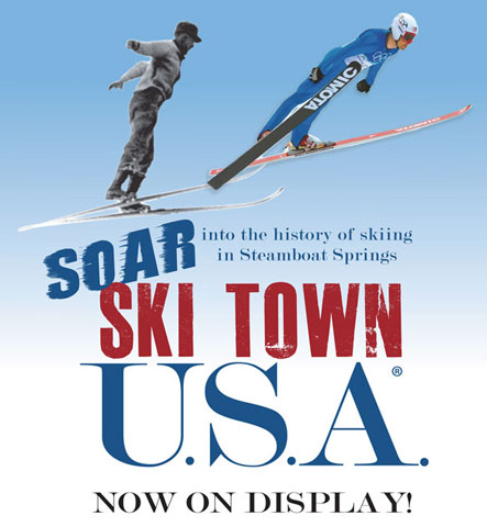 Featuring a permanent Ski Town USA exhibit