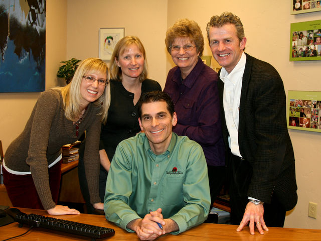 Yampa Valley Bank Loan Officers Team
