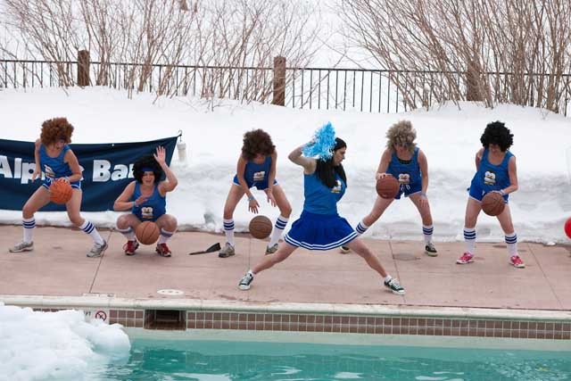 Staff Participating in the 2011 Penguin Plunge