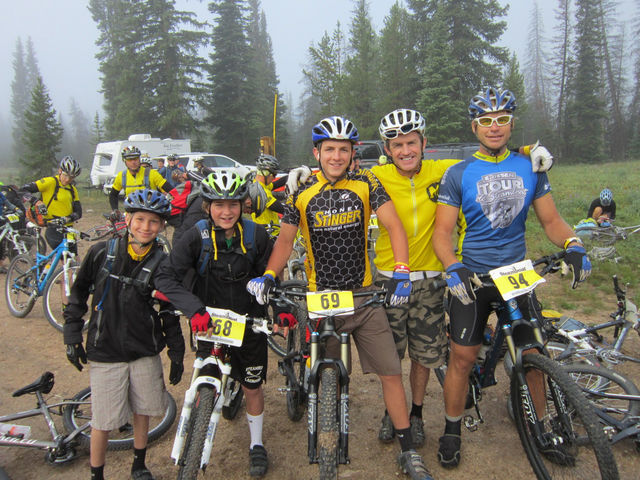 Proud Supporters of Steamboat Ride 4 Yellow