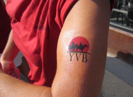 Yampa Valley Bank Tattoo