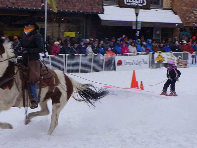 Proud Sponsors for the Steamboat Springs Annual Winter Carnival