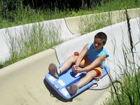 The Alpine Slide benefits the young athletes of Steamboat Springs Winter Sports Club