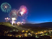 Howelsen Hill Fourth of July firework show is one of the biggest in Colorado