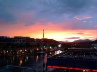 Rio Grande Rooftop View